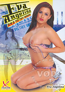 Eva Angelina AKA Filthy Whore Box Cover