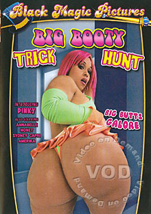 Big Booty Trick Hunt Box Cover
