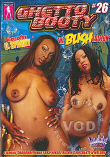 Ghetto Booty #26 - The Bush Edition Box Cover