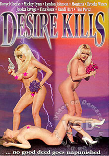 Desire Kills Box Cover