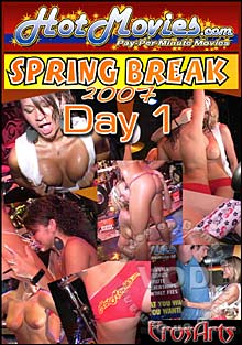 Spring Break 2007 - Day 1 Box Cover