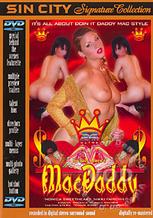 MacDaddy Box Cover