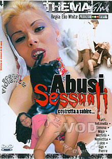 Abusi Sessuali Box Cover