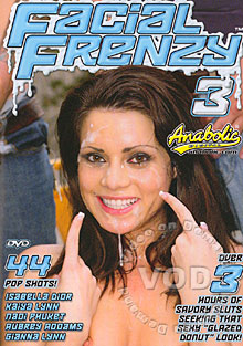 Facial Frenzy 3 Box Cover