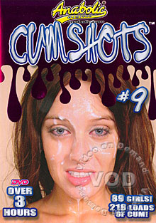 Cum Shots #9 Box Cover