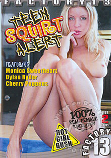 Teen Squirt Alert Box Cover
