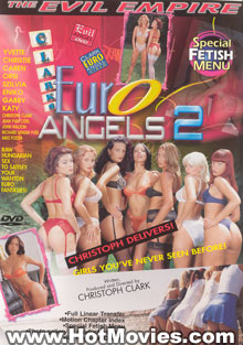Euro Angels 2 Box Cover