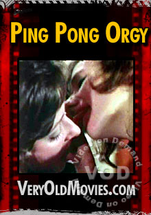 Ping Pong Orgy Box Cover