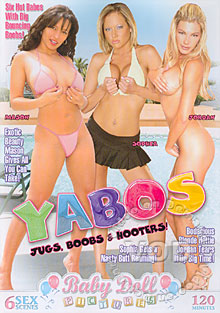 YABOS: Jugs, Boobs & Hooters! Box Cover