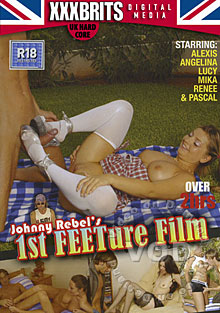 1st FEETure Film Box Cover