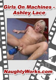Girls On Machines - Ashley Lace