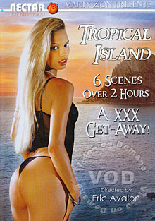 Tropical Island Box Cover