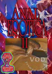 Anal Erotica II Box Cover