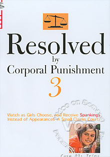 Resolved By Corporal Punishment 3 Box Cover
