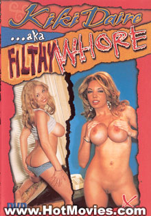 Kiki Daire aka Filthy Whore Box Cover