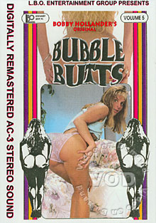 Bubble Butts Volume 5 Box Cover