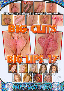 Big Clits Big Lips 17 Box Cover