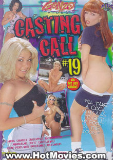 Casting Call #19 Box Cover