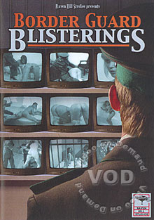 Border Guard Blisterings Box Cover