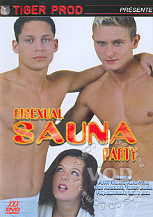 Bisexual Sauna Party Box Cover
