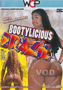 Bootylicious Brazil Box Cover