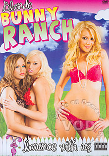 Blonde Bunny Ranch Box Cover