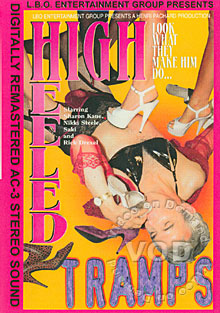 High Heeled Tramps Box Cover