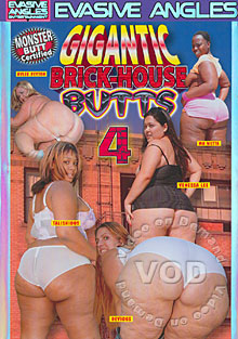 Gigantic Brick-House Butts 4 Box Cover