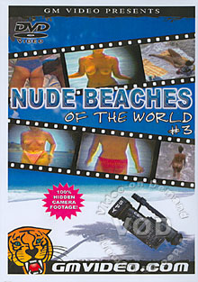 Nude Beaches Of The World #3 Box Cover
