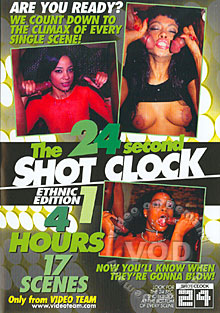 The 24 Second Shot Clock - Ethnic Edition 1 Box Cover