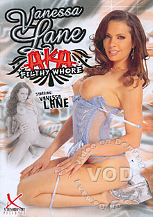 Vanessa Lane AKA Filthy Whore Box Cover