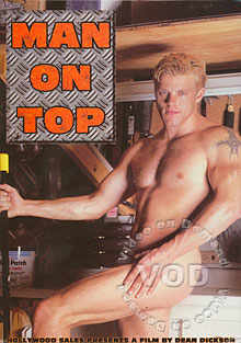 Man On Top Box Cover