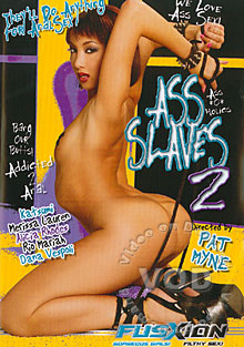 Ass Slaves 2 Box Cover