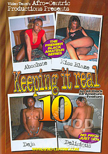 Keeping It Real 10 Box Cover