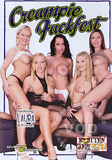 Creampie Fuckfest Box Cover