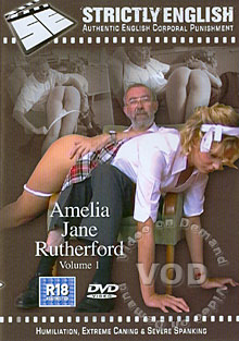 Amelia Jane Rutherford Volume 1 Box Cover
