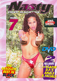 Nasty Video Magazine Volume 7 Box Cover