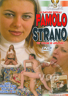 Famolo Strano Box Cover