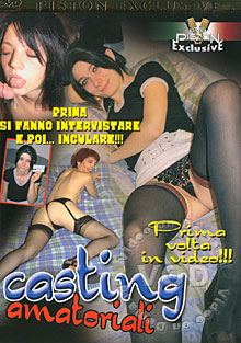 Casting Amatoriali Box Cover