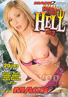 Hotter Than Hell No. 2