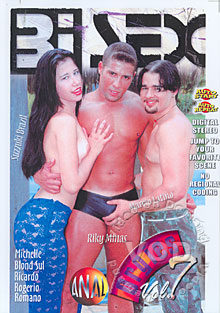 Bi Sex Orgies Vol. 7 Box Cover