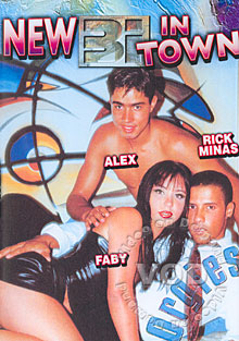 New Bi In Town Box Cover