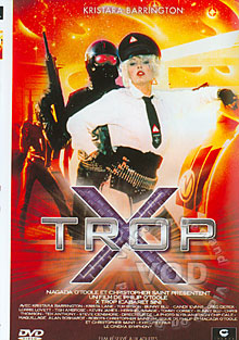 Xtrop Box Cover