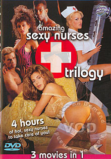 Sexy Nurses - On And Off Duty Box Cover