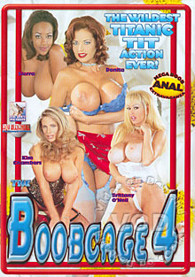 The Boobcage 4 Box Cover