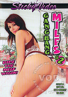 Gang Bang MILFs #2 Box Cover