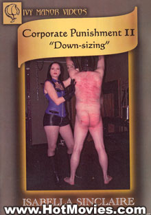 Corporate Punishment 2 - Downsizing Box Cover