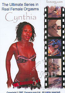 Cynthia Box Cover