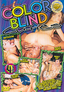 Color Blind Cuties Box Cover