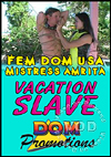 Video: Mistress Amitra - Vacation Slave